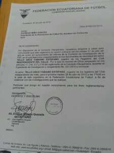 Independiente Fabiano Tello