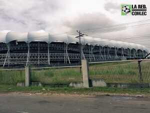 Estadio Cachamay Afuera