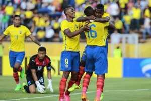 AMISTOSO ECUADOR VS. HONDURAS