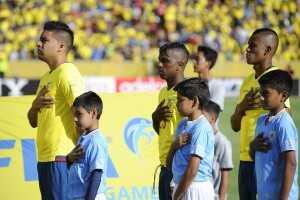Noboa, Bolaños y Martínez himno nacional
