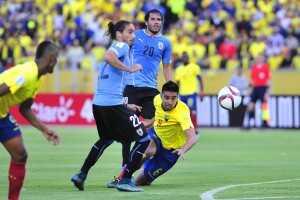 Noboa y Martínez selección