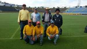 trabajadores estadio atahualpa