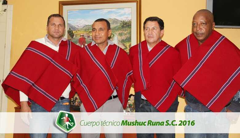 Humberto Pizarro, Mushuc Runa