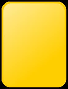 Tarjeta Amarilla Logo