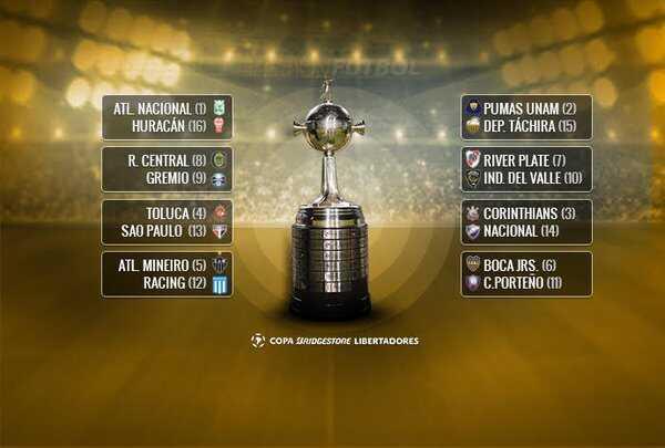 Copa Libertadores 8vos