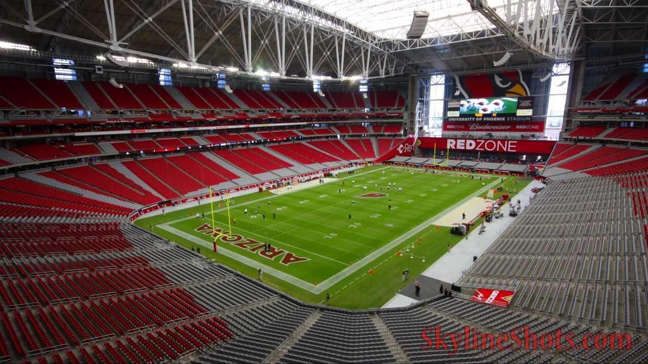 Estadio  University of Phoenix