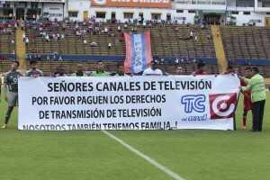 cartel pago canales de tv
