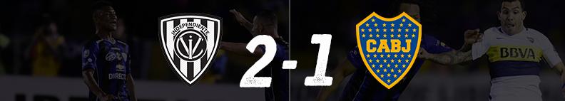 IDV 2 - Boca 1 Semifinales