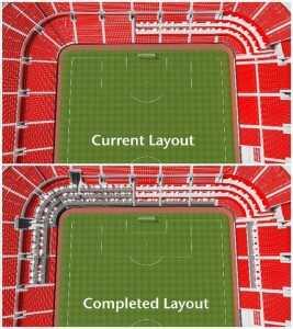 Old Trafford Discapacitados