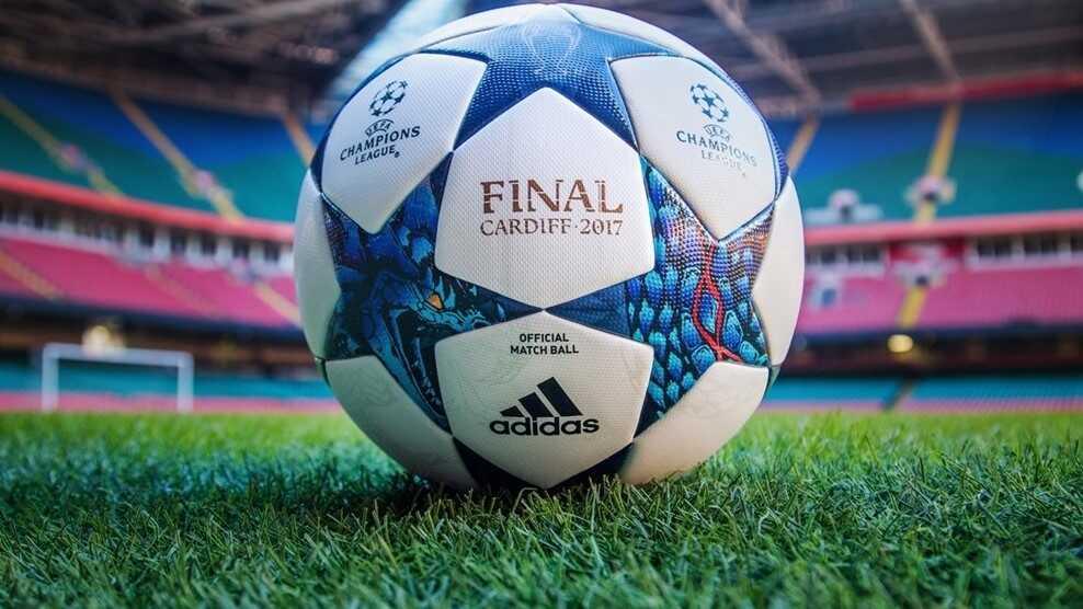 Balón Uefa