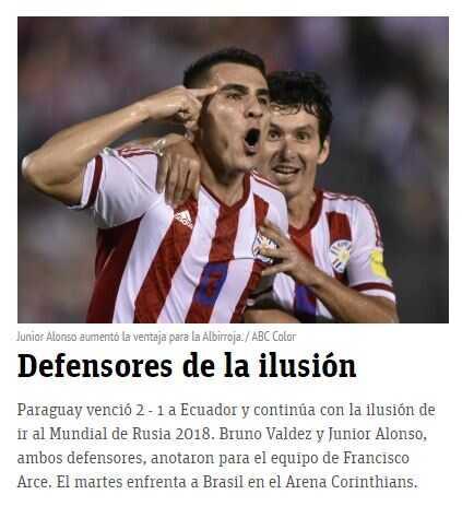 ABC Paraguay