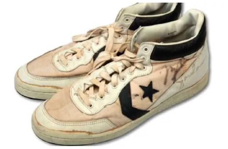Michael Jordan zapatos
