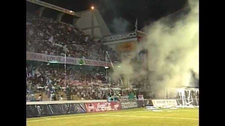 #TBLaRed | ¡Los 'albos' le ganaron 3-1 al Jorge Wilstermann en la Libertadores de 1999!