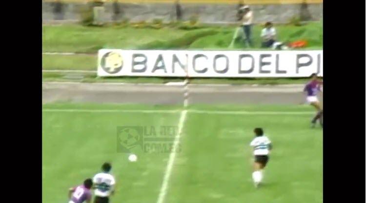 #TBLaRed | ¡Los 'chullas' se impusieron 2-1 al Curitiba con un par de golazos de su goleador