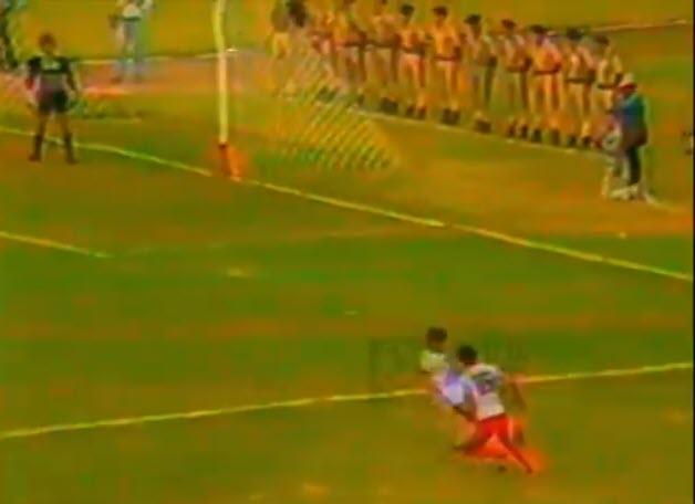 #TBLaRed | ¡Los 'puros criollos' le pasaron por encima al Danubio de Uruguay por 3-0 en la primera fase de la Libertadores! ¡Roque Valencia inició la goleada! ¡Fabián el 'Flaco' Paz y Miño hizo un par de golazos de tiro libre!