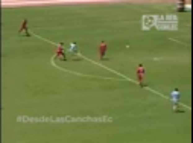 #REDiario | AGO04 | ¡Christian Carnero marcaba su primer triplete en nuestro fútbol!