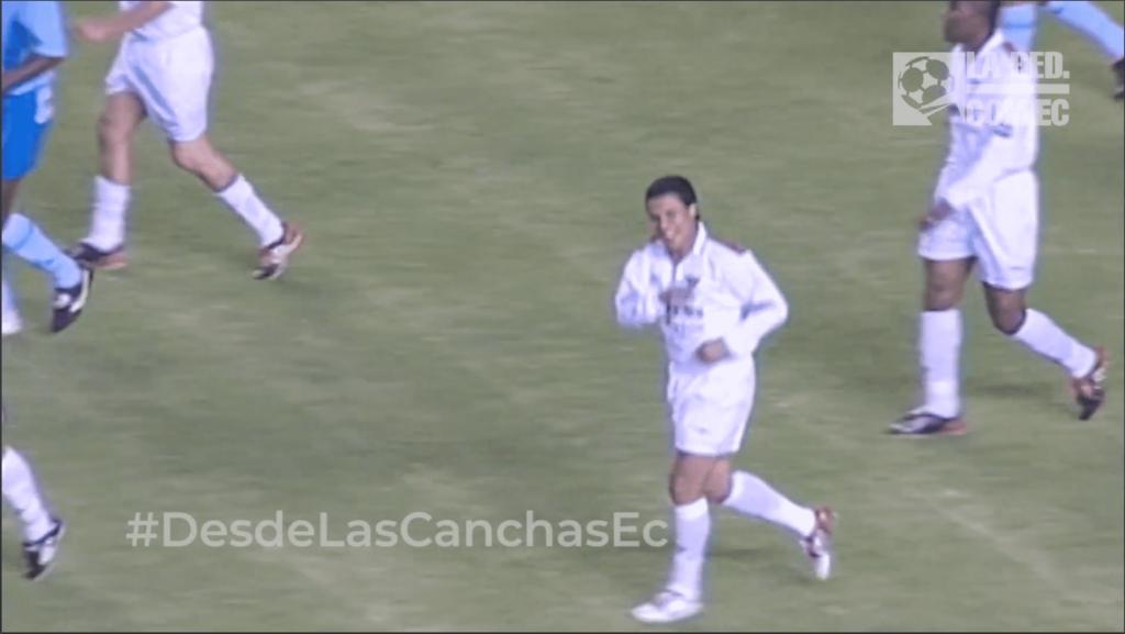 #REDiario | SEP04 | ¡Álex Escobar marcaba su último gol en nuestro fútbol!