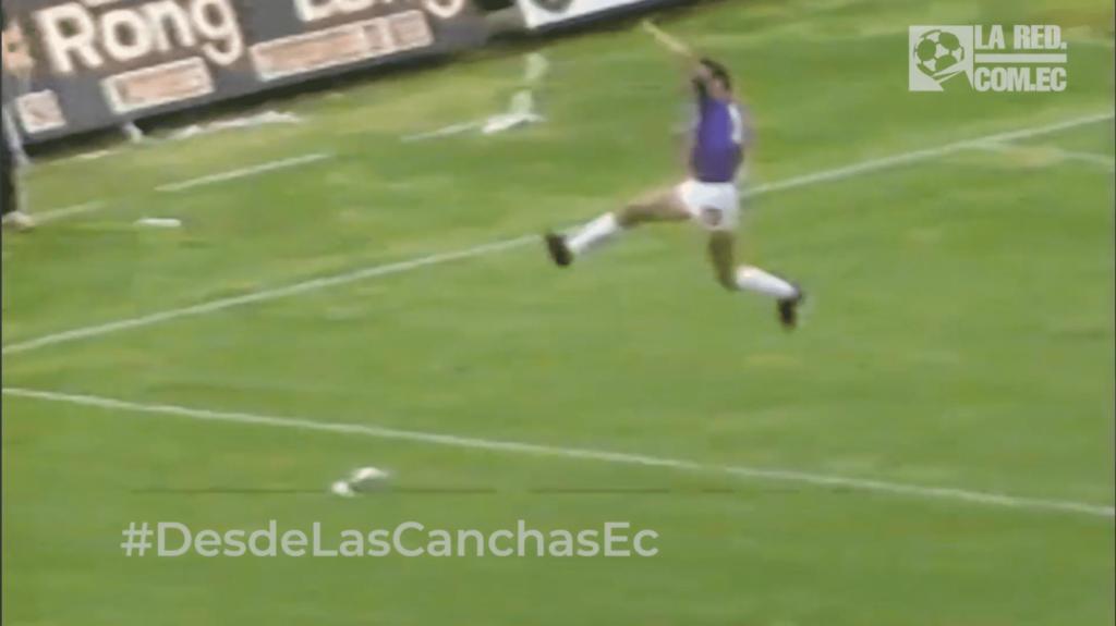 #REDiario | SEP88 | ¡Álex Aguinaga le marcaba su primer doblete al Nacional!