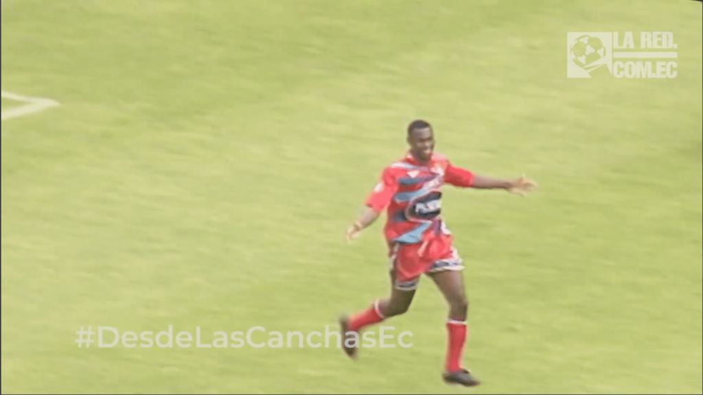 #REDiario | SEP00 | ¡Ebelio Ordóñez marcaba su primer triplete en nuestro fútbol!