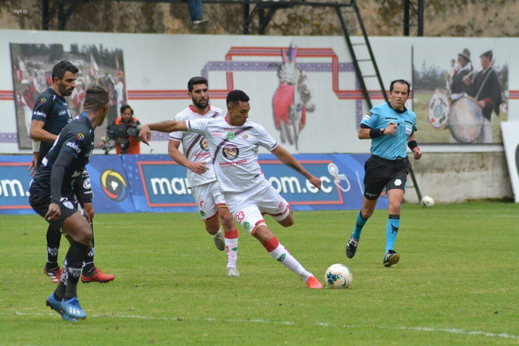 Mushuc Runa sorprende a Independiente del Valle – Radio La Red