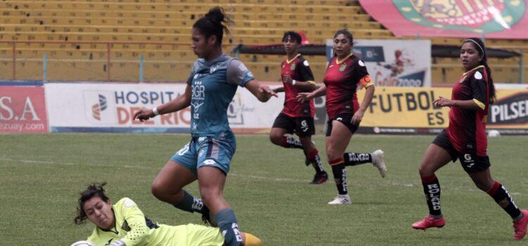 El Nacional vs Deportivo Cuenca femenino