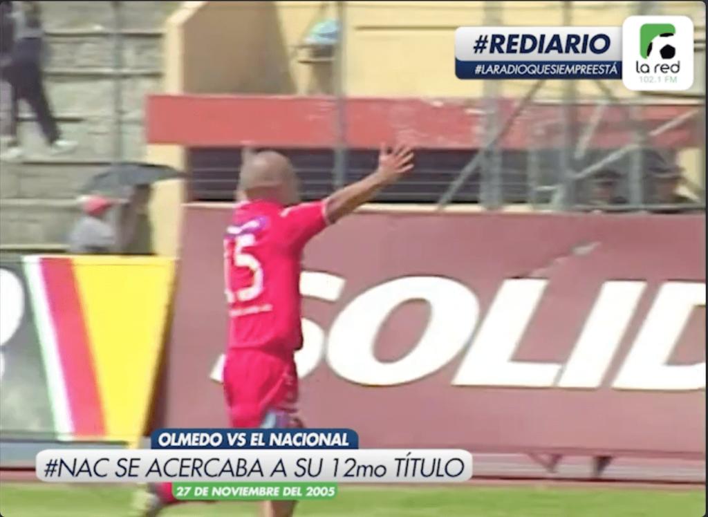 #REDiario | NOV05 | ¡El Nacional daba un paso importante hacia su 12ma estrella!