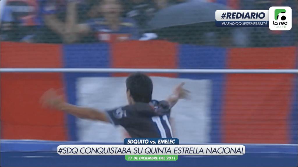 #REDiario | DIC11 | ¡Deportivo Quito se coronaba campeón por quinta vez en nuestro fútbol!
