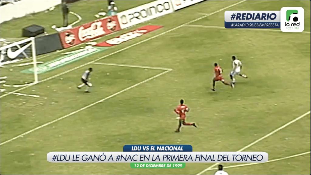 #REDiario | DIC99 | ¡Liga Deportiva Universitaria se encaminaba a su segundo bicampeonato!