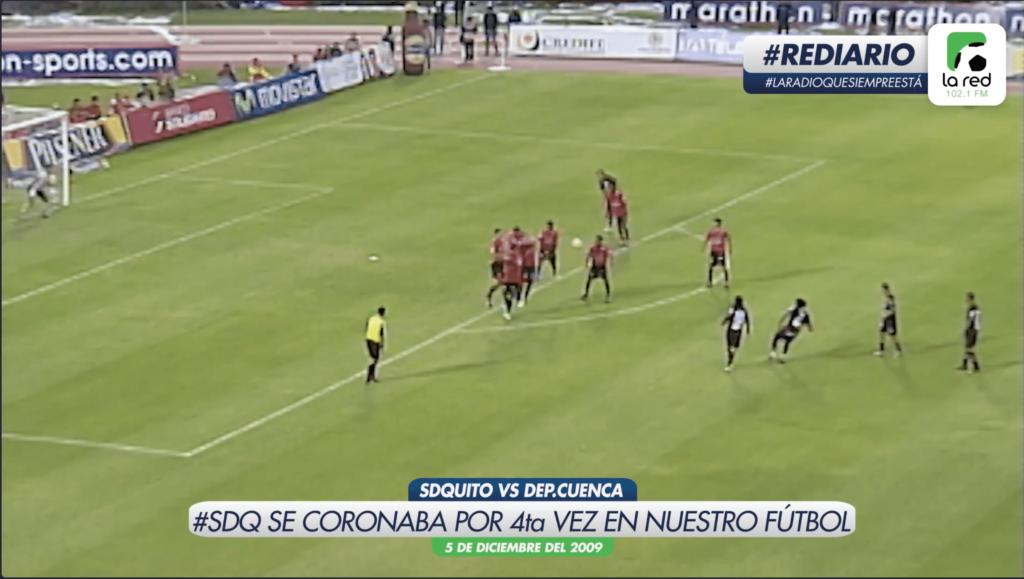 #REDiario | DIC09 | ¡Deportivo Quito se coronaba por 4ta vez en nuestro fútbol!