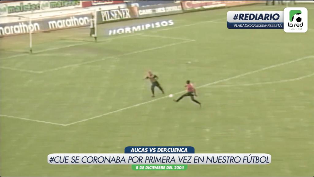 #REDiario | DIC04 | ¡El Cuenca se consagraba por primera vez en nuestro fútbol!