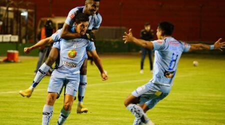 Macará vs Deportivo Cuenca