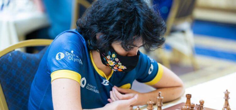 Carla Heredia, ajedrecista ecuatoriana